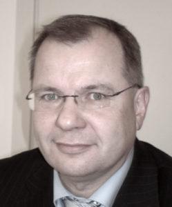 Bjørn Larsen - Prosjektleder